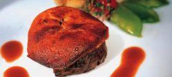 Filetto di manzo in crosta di Provolone Valpadana
