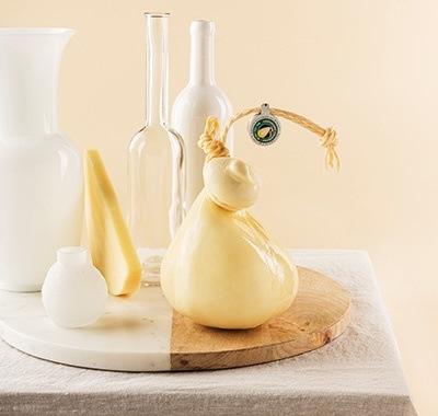 Conservare il formaggio Provolone Valpadana DOP