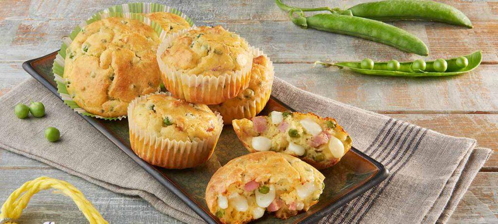 Ricette originali Muffin con Provolone Valpadana