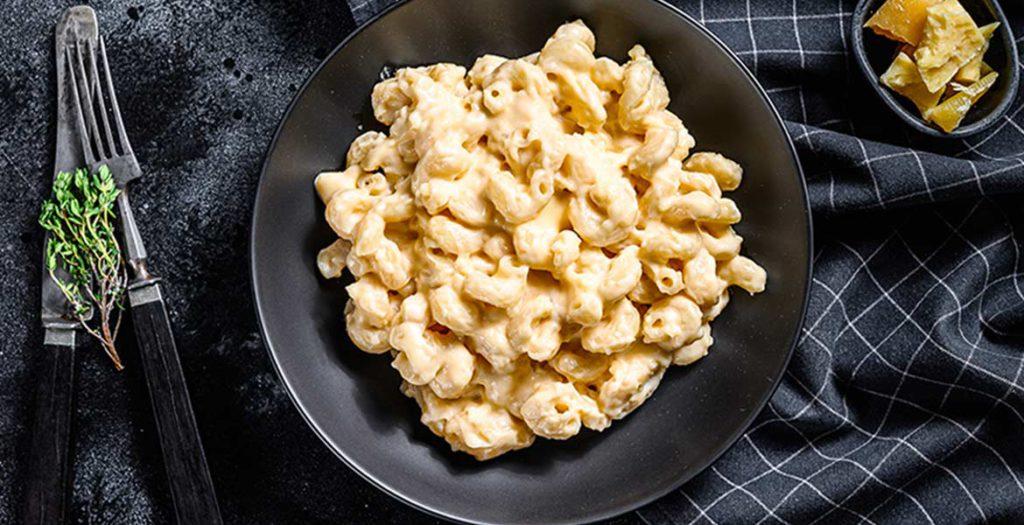 ricette dal mondo con formaggio Provolone Valpadana Macaroni cheese
