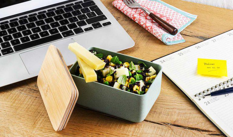 schiscetta ricette pausa pranzo ufficio